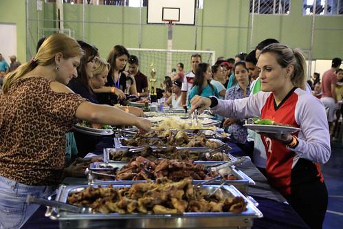 Final da Copa Bancária de Futsal Feminino