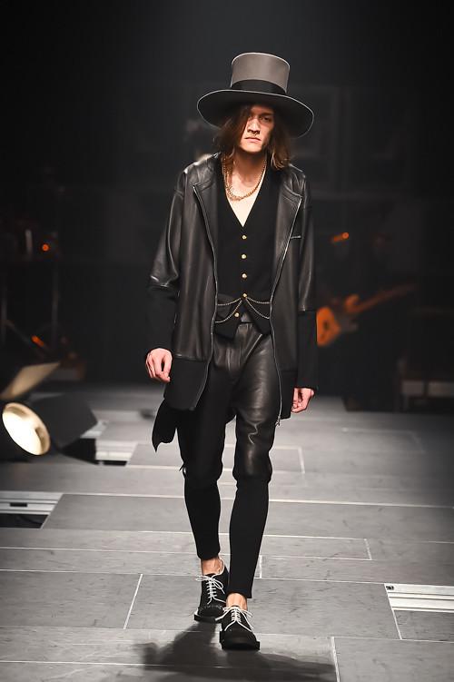 Marcel Castenmiller3342_FW15 Tokyo TAKEO KIKUCHI(Fashion Press)