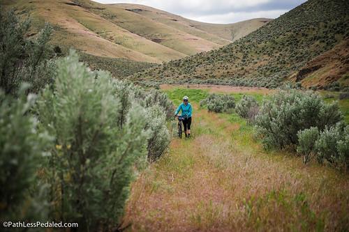 Central Oregon Gravel Exploration