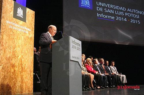 UASLP aprobó comisión especial para realizar debates