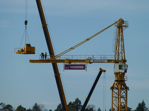 Tower Crane Self Assembly : Flickr the gruas de todo el mundo cranes around