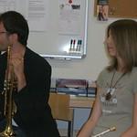 2007 Vortragsübung mit Florian Burgener