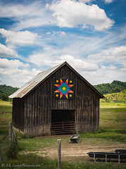 Ashe County, NC Barn Quilt