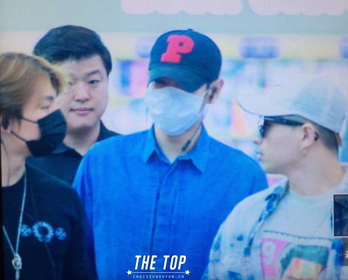 BIGBANG Departure Seoul Incheon to Foshan 2016-06-10 (105)