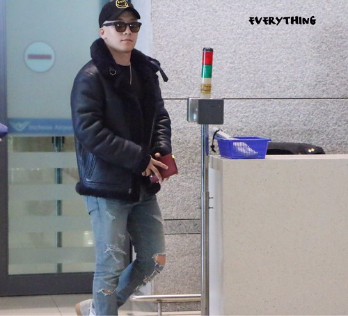 Big Bang - Incheon Airport - 07dec2015 - xxxziforjy - 02