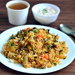 Mughlai vegetable biryani recipe