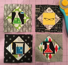 Fussy Square Block group 3