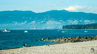 From Kitsilano Beach