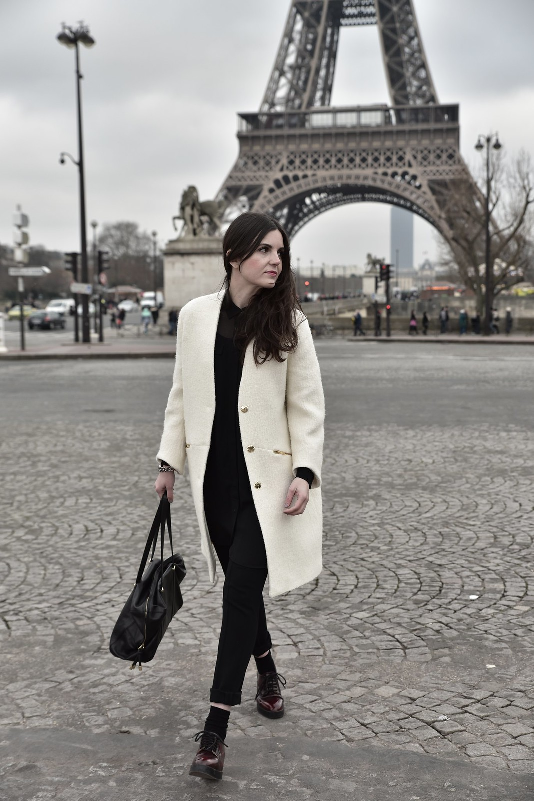 white coat Paris9