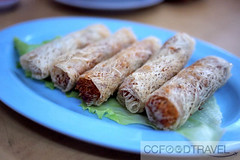 meal, breakfast, taquito, egg roll, spring roll, food, dish, cuisine,