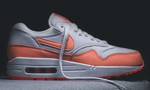 20d6c837148 Nike Air Max 1 Hot Lava Lands on a WMNS 1
