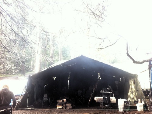 Toolangi: Camp CHAG