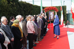 Maryam Rajavi ? National Council of Resistance of Iran session ? 14 March 2015 -2