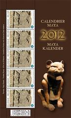 01 Maya kalender feuille