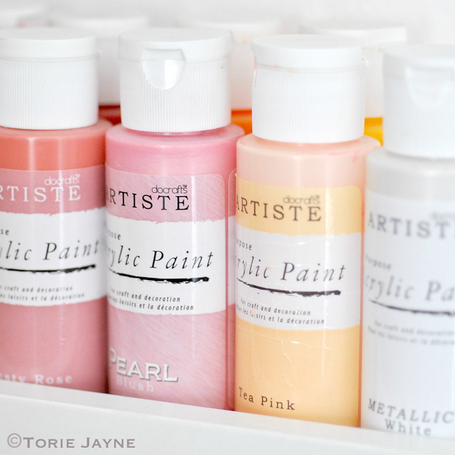 Pretty Acrylic paint