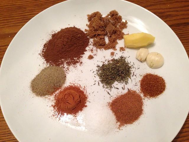 jerk spices