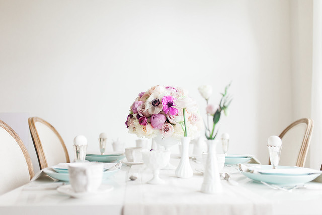 Easter Tea Party Inspiration Style Me Pretty