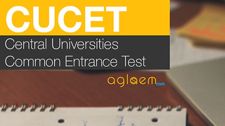 CUCET 2015 - Central Universities Common Entrance Test