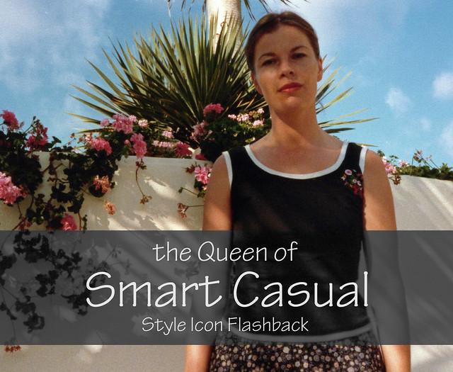 vintage smart casual