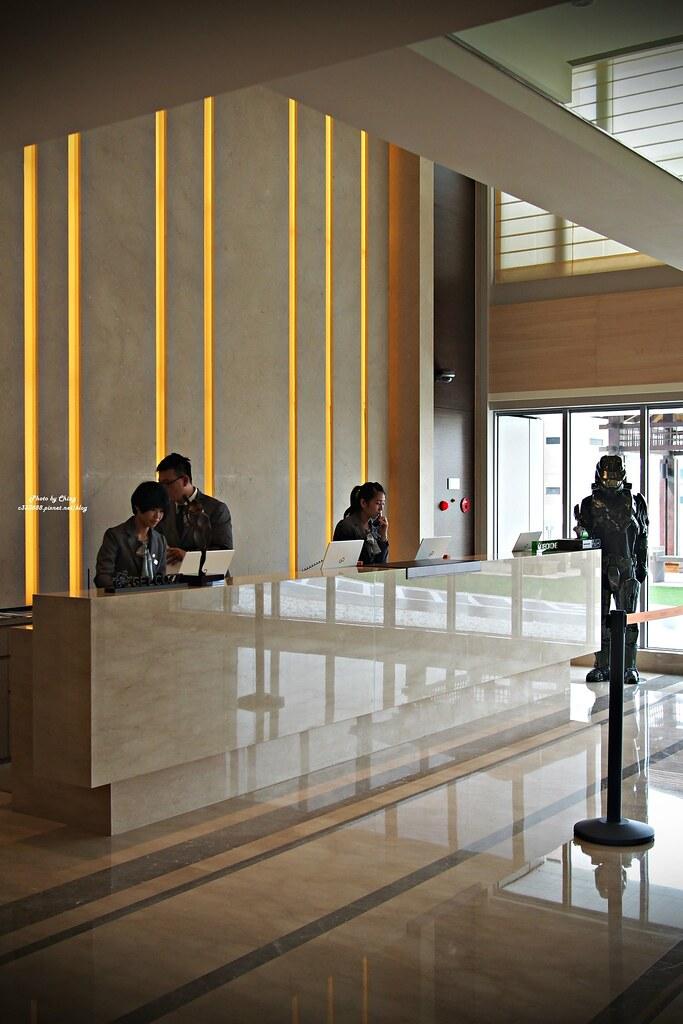 XBOX主題飯店 和逸台南館-大廳-15