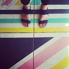 Overpriced store, but awesome stuff none the less. #ihavethisthingwithfloors