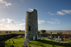 Oughterard Round Tower, Kildare