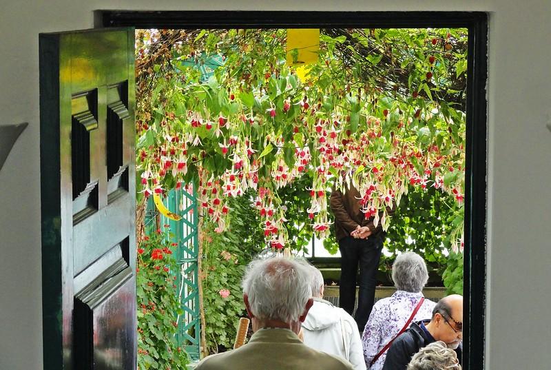 Royal Greenhouses of Laeken, Brussels, Belgium