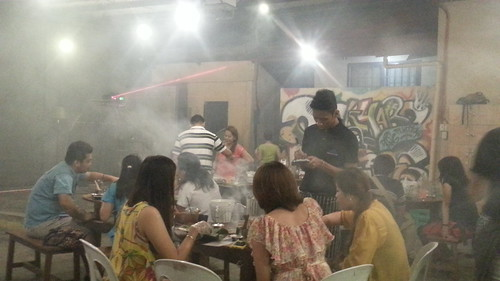 Grill All Meat You Can Eat at The Grillery Smoke House in Backyard Burgers Ecoland - Davao Food Trips 20150419_195530