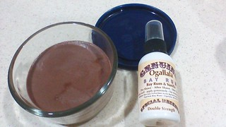 Ogallala Bay Rum  Vanilla /Shave Soap  Their Extra Strength After Shave