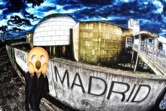 Parque del Planetario - Madrid