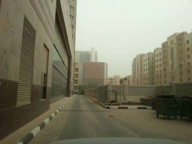 모래폭풍_카타르_모래폭풍의 흔적_Jurgis Blumbergs