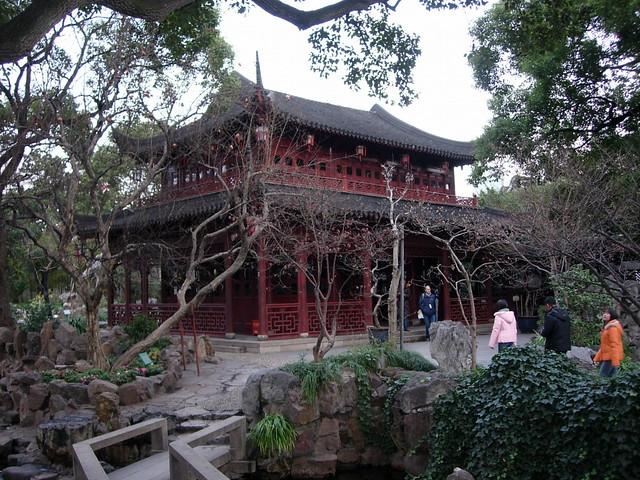 Yu Garden-Nanshi-Shanghai