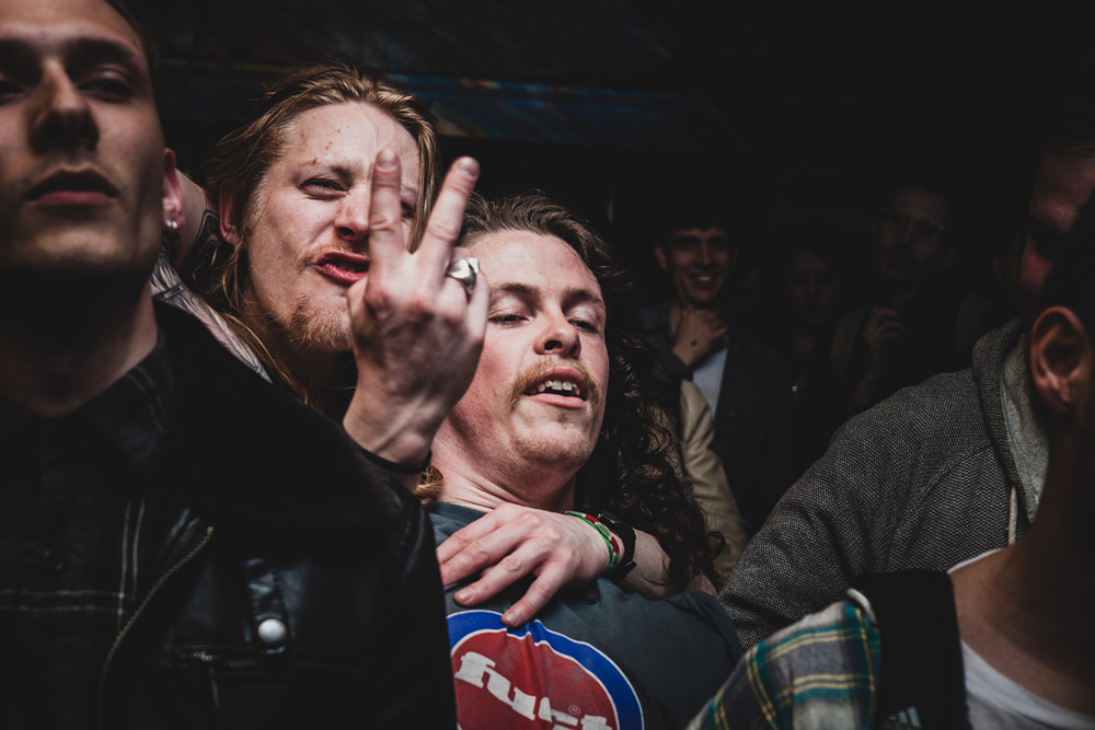 God Damn @ Shacklewell Arms, London 06/05/15