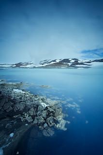 Reykjahlid, baden verboten... | Roland Krinner