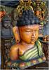 Buddha - woodcarving