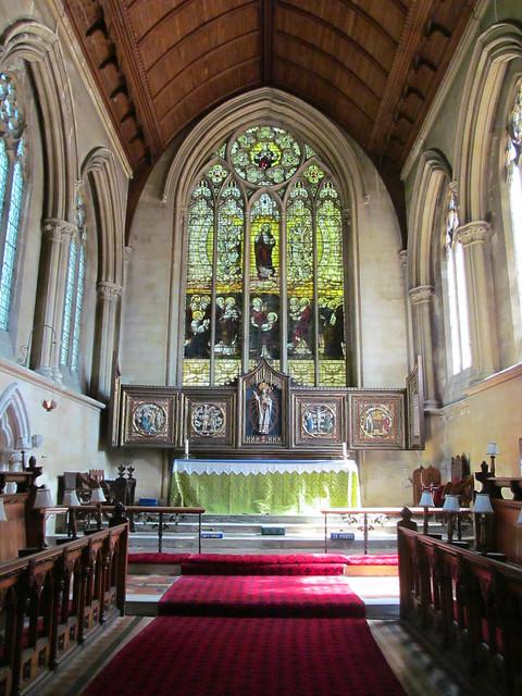 Chepstow - St Mary's Priory & Parish Church