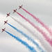riat 2016 Red Arrows by Camera...Kid
