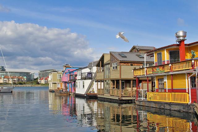 Vancouver Island Pier
