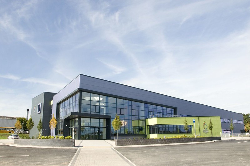 Deeside Sixth Form Centre