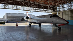 Inside Hangar 2