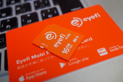 eyefi mobi membership card