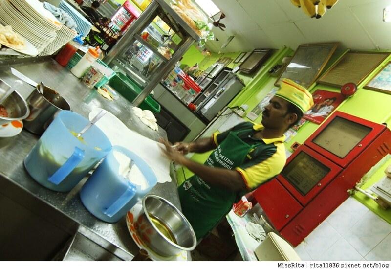 馬來西亞 推薦小吃 Restoran Ayoob 24H 印度甩餅 ROTI 拉茶5