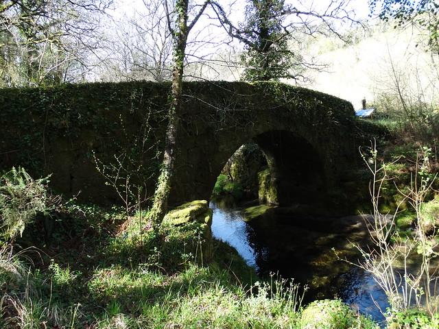 Puente de O Peso en A Lama