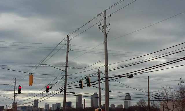 Red Light, Cloudy Skies