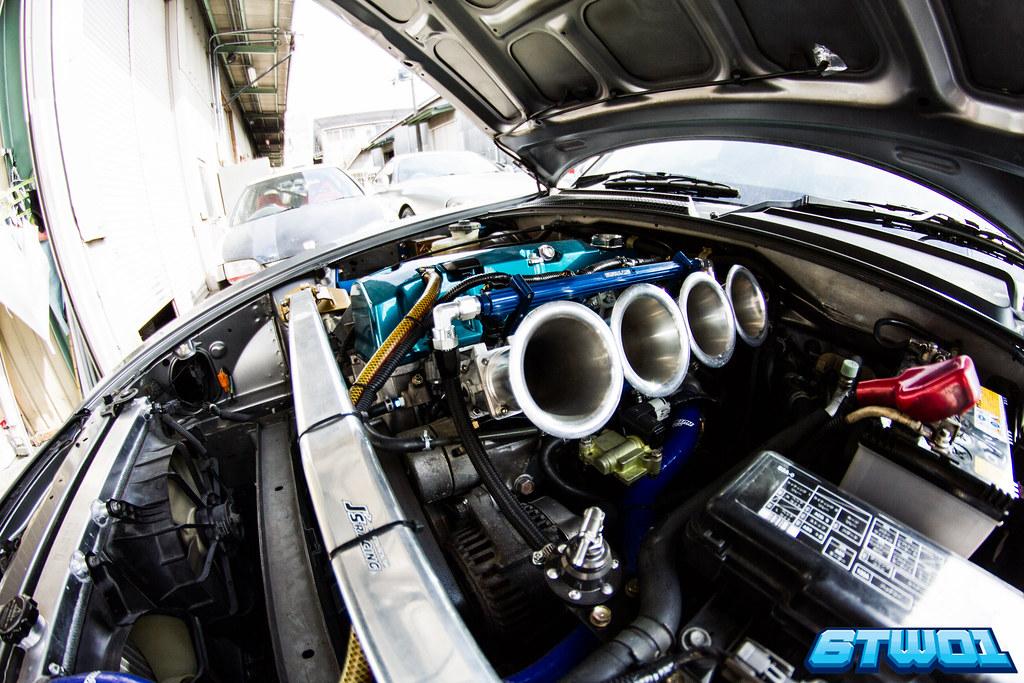 Throttle bodys s2000