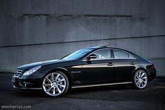 Mercedes Benz CLS-55 AMG #1 - Fuji X-T1