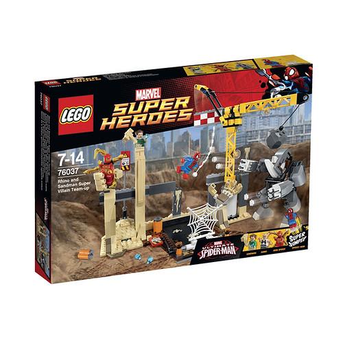 LEGO Marvel Super Heroes 76037