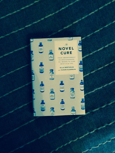 Shelf Project #2: The Novel Cure