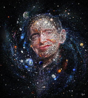 The amazing universe of Stephen Hawking (for Monet magazine)