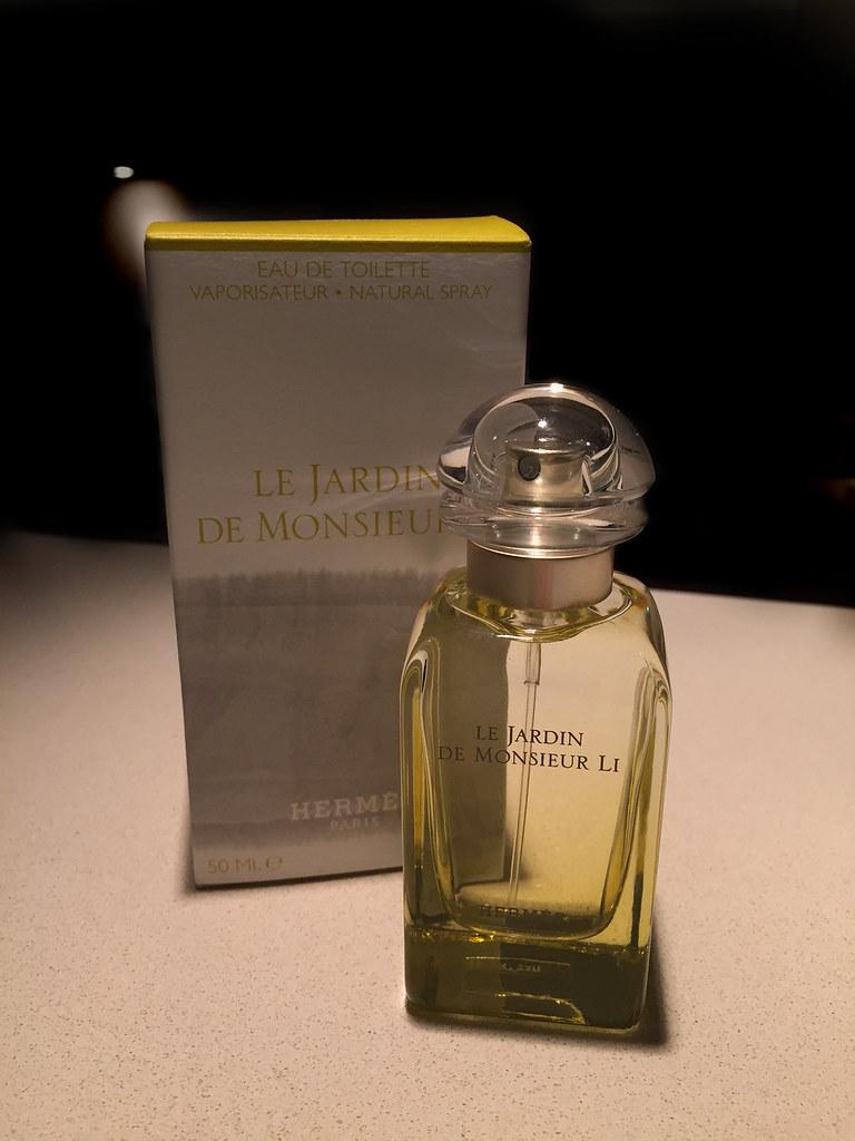I nowy Hermes - Le Jardin de Monsieur Li